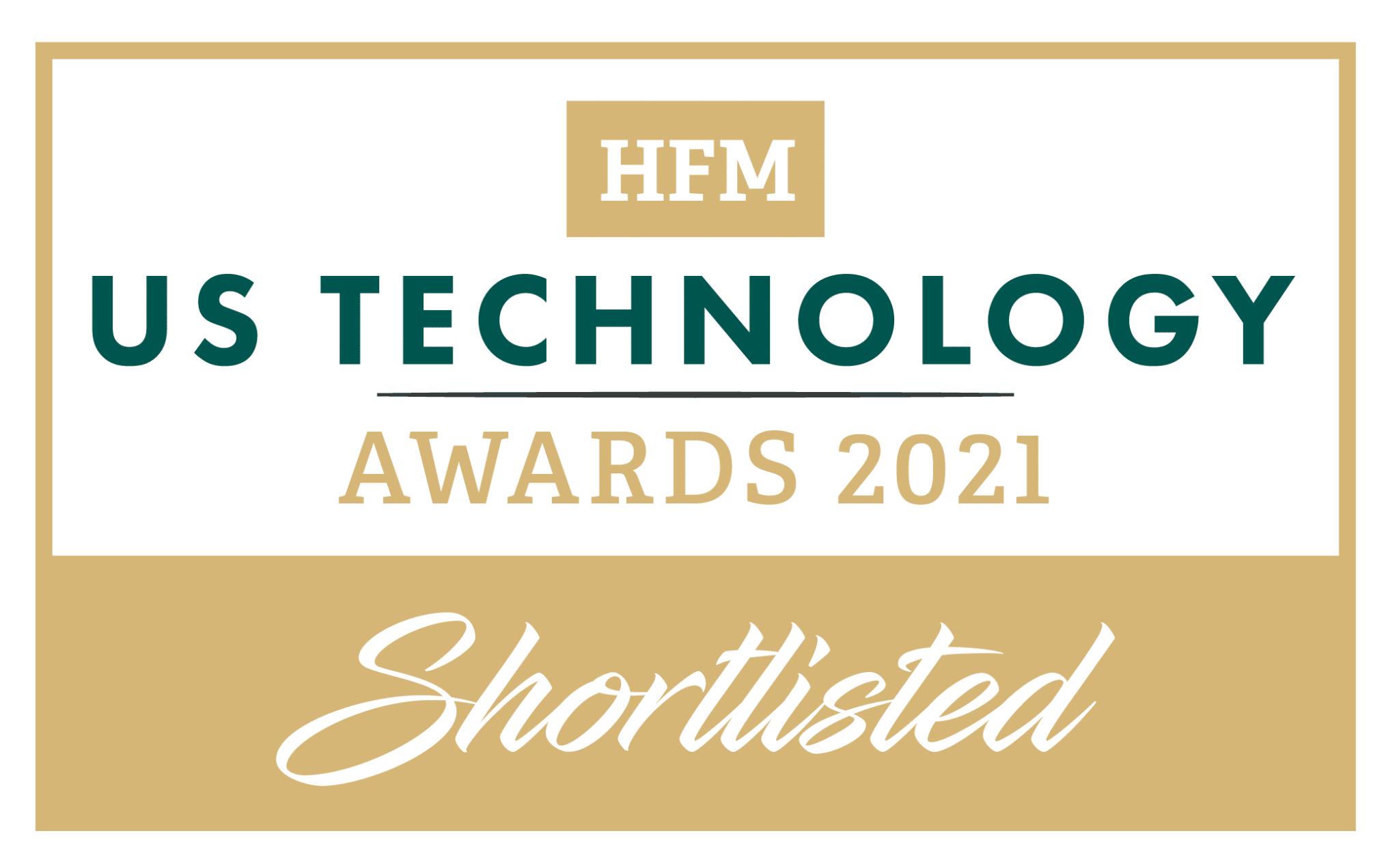 HFM US Technology Awards 2021_WinnerLogos_Shortlisted