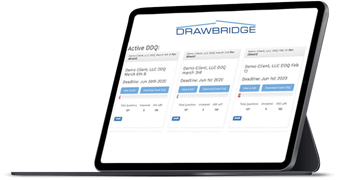 Drawbridge Tablet
