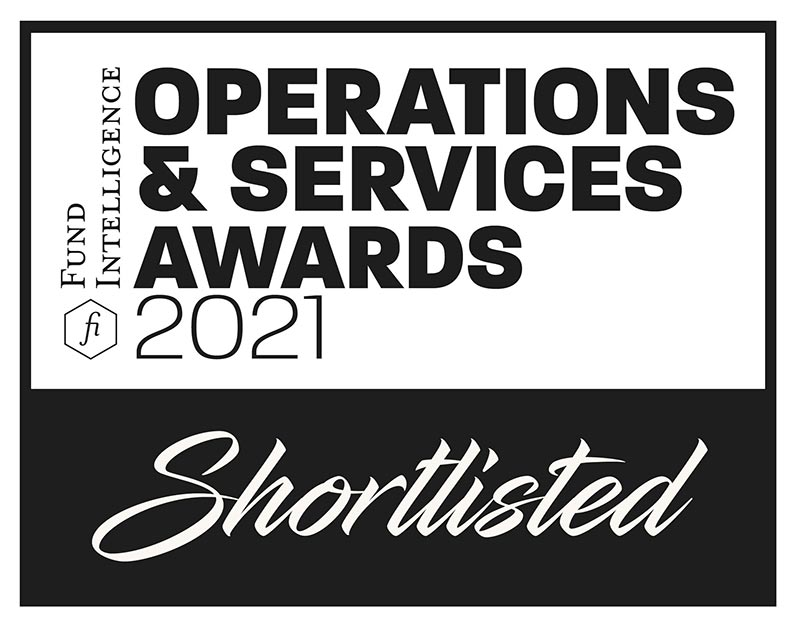 Fund Intelligence Operations & Services Awards