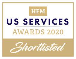 HFM US Services Awards 2020 Shortlisted