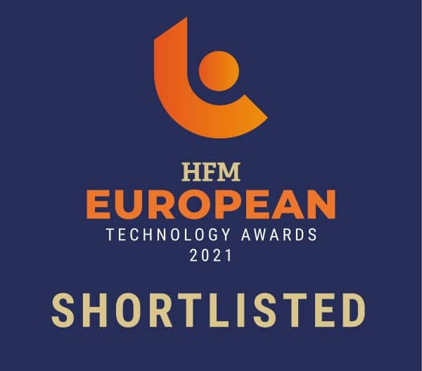 HFM European Technology Awards 2021 Shortlisted