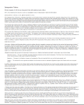 NFA Interpretive Notices